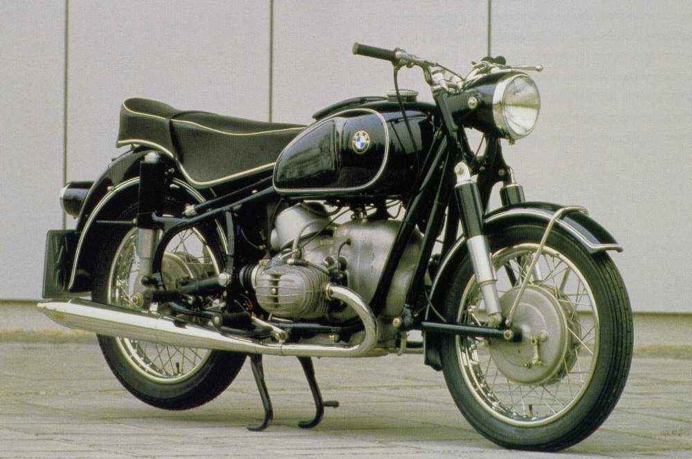 BMW R 50/2 technical specifications